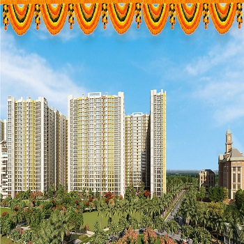 Gudi Padwa at Runwal Gardens with a New Beginning & a New Home